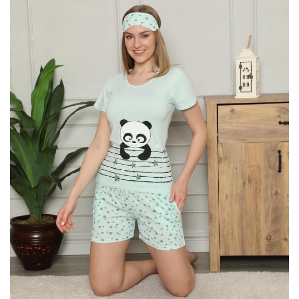 Дамска  пижама 2609- 21