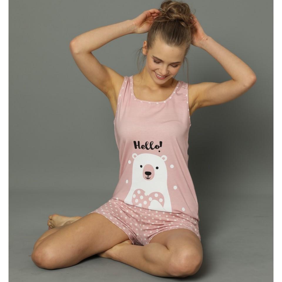Дамска  пижама 5248-38