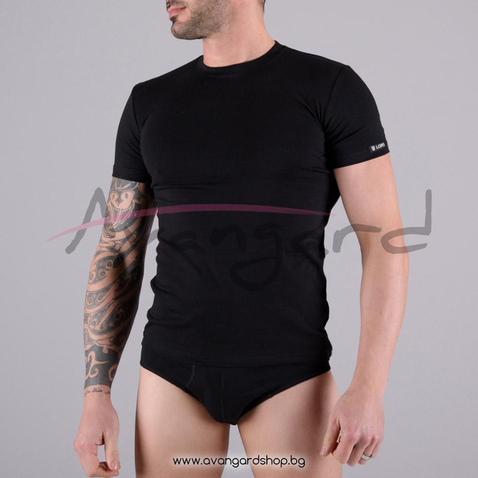 Тениска с къс ръкав A-0387-1