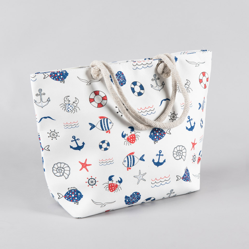 Плажна чанта 1670-20-2